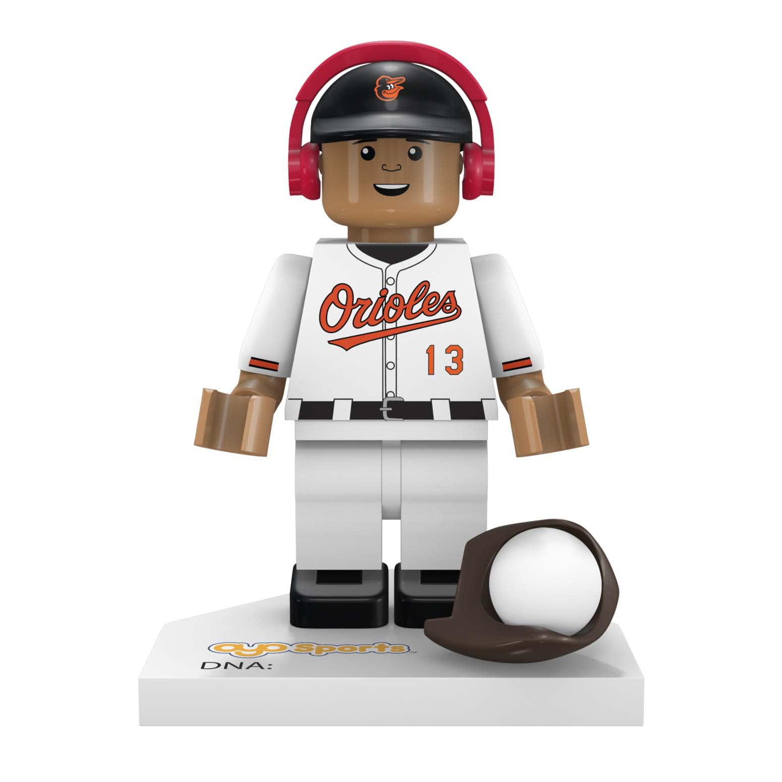 Manny Machado Baltimore Orioles OYO Sports Generation 5 Mini Figurine - No Size