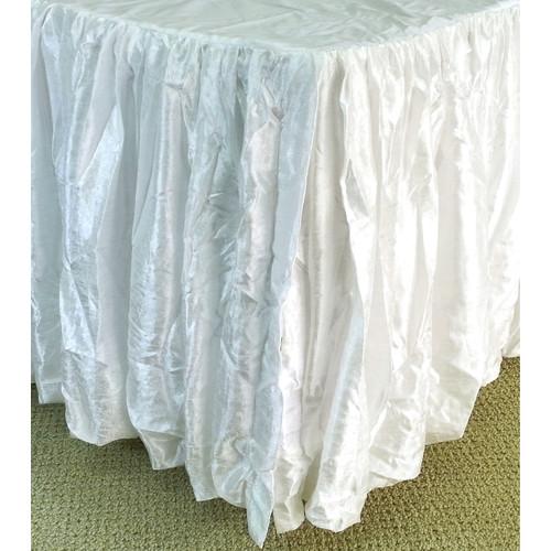 R Balloon Bed Skirt
