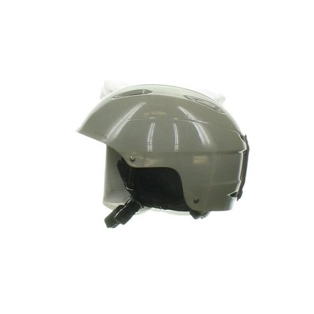 Lightly Used Giro Foundation Ski / Snowboard Adjustable Helmet, Grey (X-Small)
