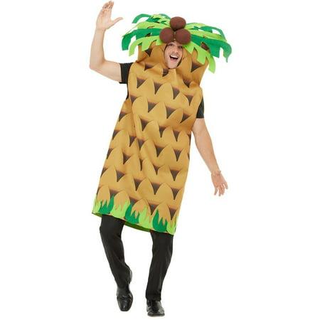 Palm Tree Costume Halloween (Adult's Tropical Paradise Palm Tree Costume One)