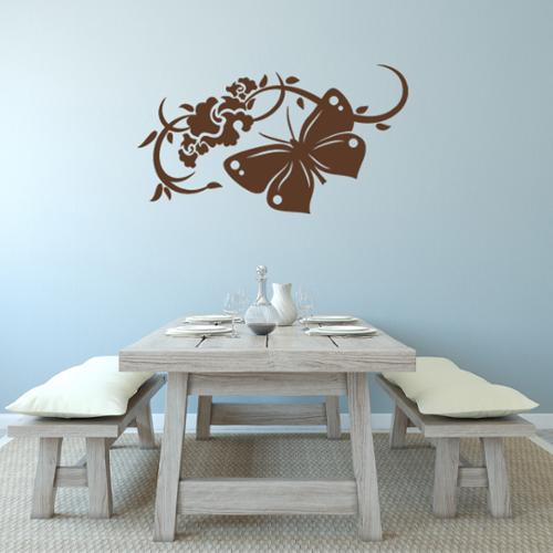 Style and Apply Attraction Butterfly Wall Decal Vinyl Art Home Decor