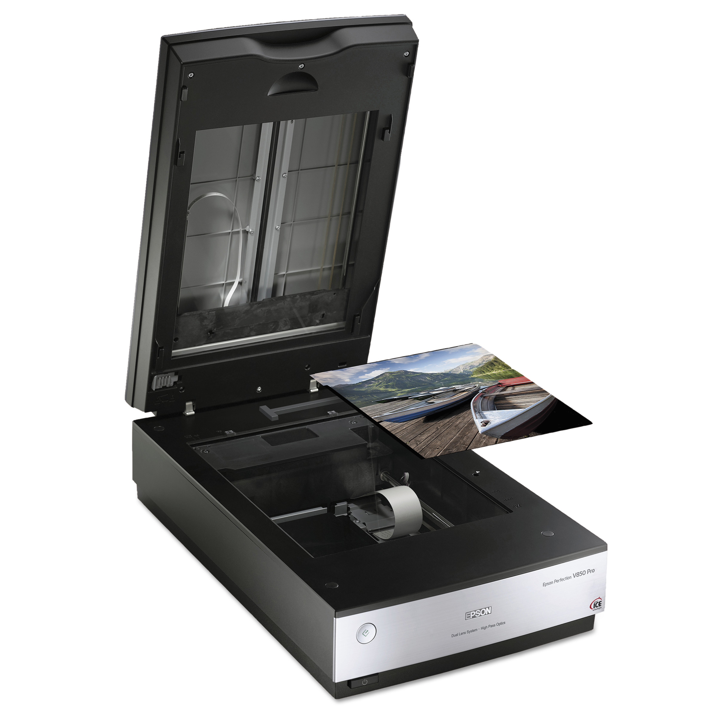 Epson Perfection V800 Photo Scanner, 6400 x 9600 dpi