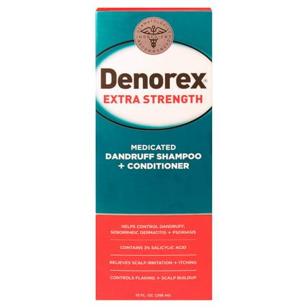 Denorex Extra Strength Dandruff Shampoo - 10 fl oz