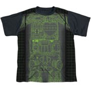Astro Boy X Ray Big Boys Sublimation Shirt