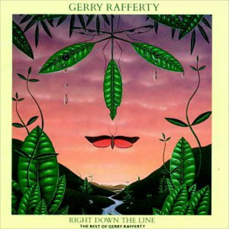 Right Down the Line: Best of Gerry Rafferty (CD)
