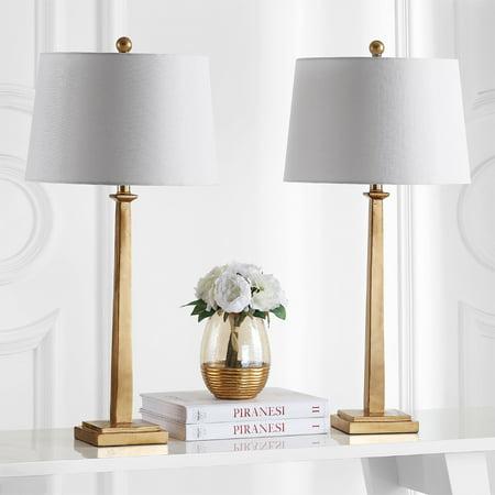 Safavieh Andino Modern 31.5 In. High Table Lamp, Gold ()