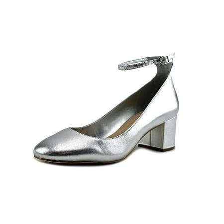 Aldo Womens Clarisse-91 Round Toe Ankle Strap Classic Pumps ()