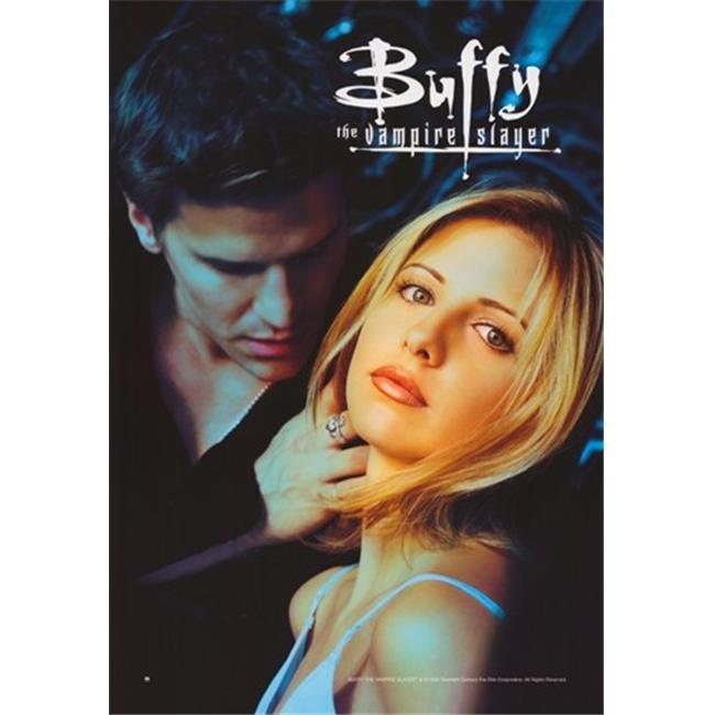 91ce35a009c Pop Culture Graphics MOV340223 Buffy The Vampire Slayer TV Movie Poster, 11  x 17