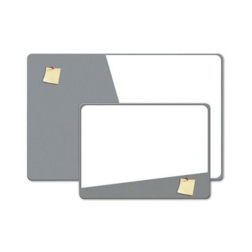 The Board Dudes Combination Magnetic Dry Erase & Foam Board BDU18010UA1