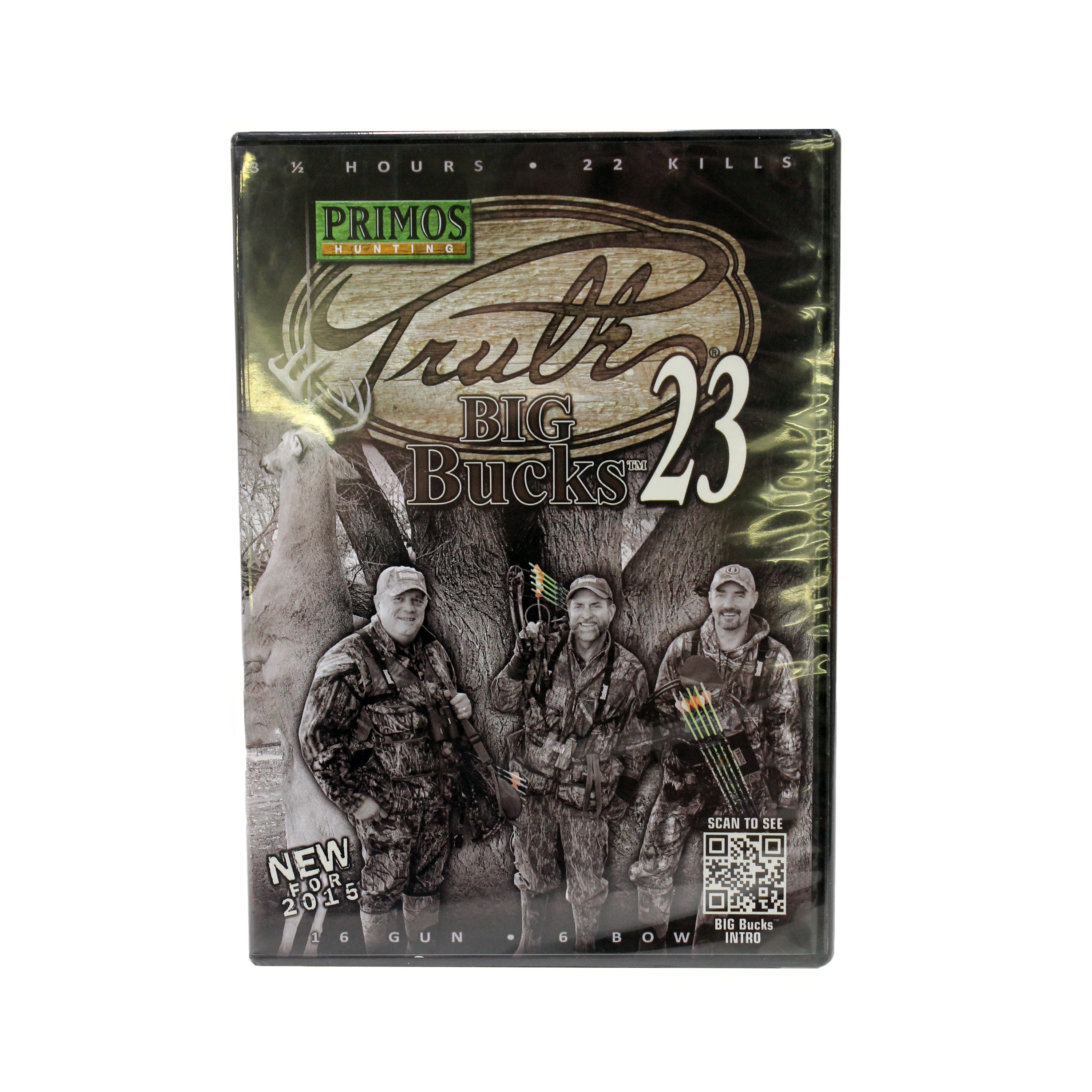Primos The TRUTH 23 Big Bucks, DVD by Primos
