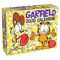 Garfield 2020 Day-To-Day Calendar (Other)