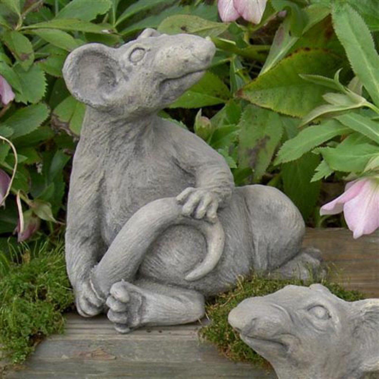 Rodney the Rat Garden Statue
