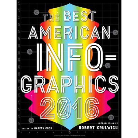 The Best American Infographics 2016 - eBook