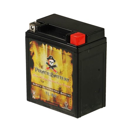 YTX7L-BS Motorcycle Battery for Honda 250cc CB250 Nighthawk 2006