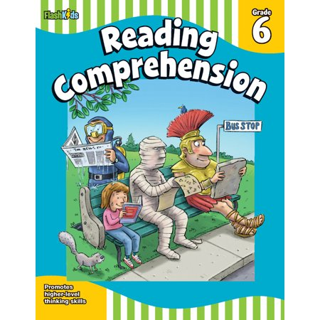Reading Comprehension: Grade 6 (Flash Skills) - Reading Comprehension Halloween Elementary