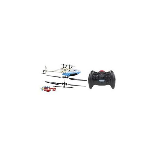 World Tech Toys 35893 Gyro Invert-X 3. 5CH Electric RTF Upside Down Flying RC Helicopter