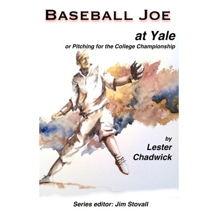 Baseball Joe at Yale - eBook