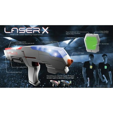 Laser X - Double