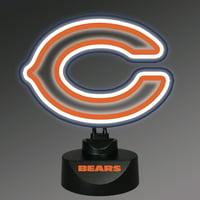 Memory Company NFL NEON LAMP BEARS