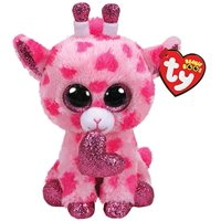 4609b8b87b9 Product Image Cp Usa TY Beanie Boos - Valentine TY Beanie Sweetums The  Giraffe (Glitter Eyes)