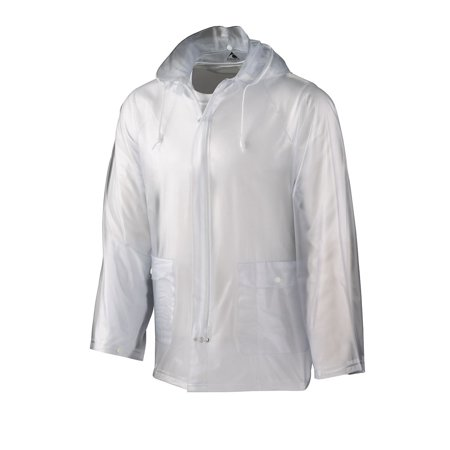 3160 Clear Rain Jacket CLEAR (Clear Coat Carbon Fiber Hood)