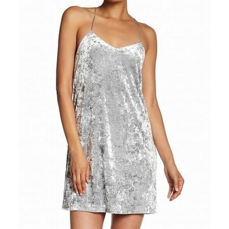 V-neck Slip (Velvet Women's Sleeveless V-Neck Slip Dress 0 )