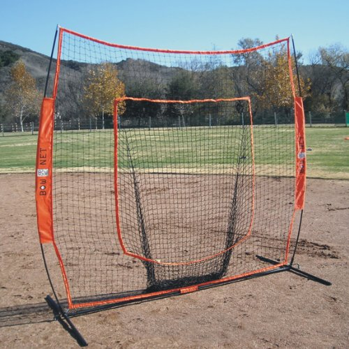 Bownet  Baseball/Softball Big Mouth Portable Net