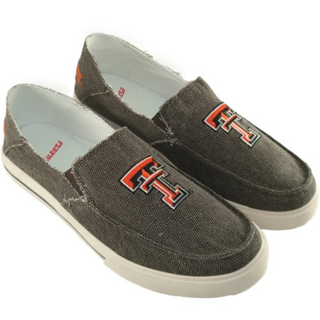 Texas Tech Red Raiders Drifter Shoes - Brown - Renaissance Period Shoes