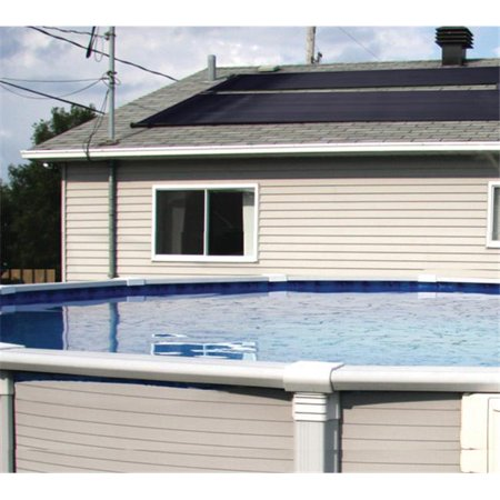 2 2 39 X10 39 Sunquest Solar Swimming Pool Heater With Couplers