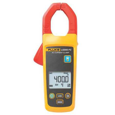 FLUKE FLK-A3000FC AC Current Clamp Module,45 to 400 Hz,LCD (Horn Driver 400 Hz)