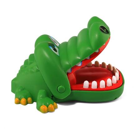 Hot Sale Crocodile Dentist Bite Finger Game Funny Toy for Children Adult](Hot Pink Games)