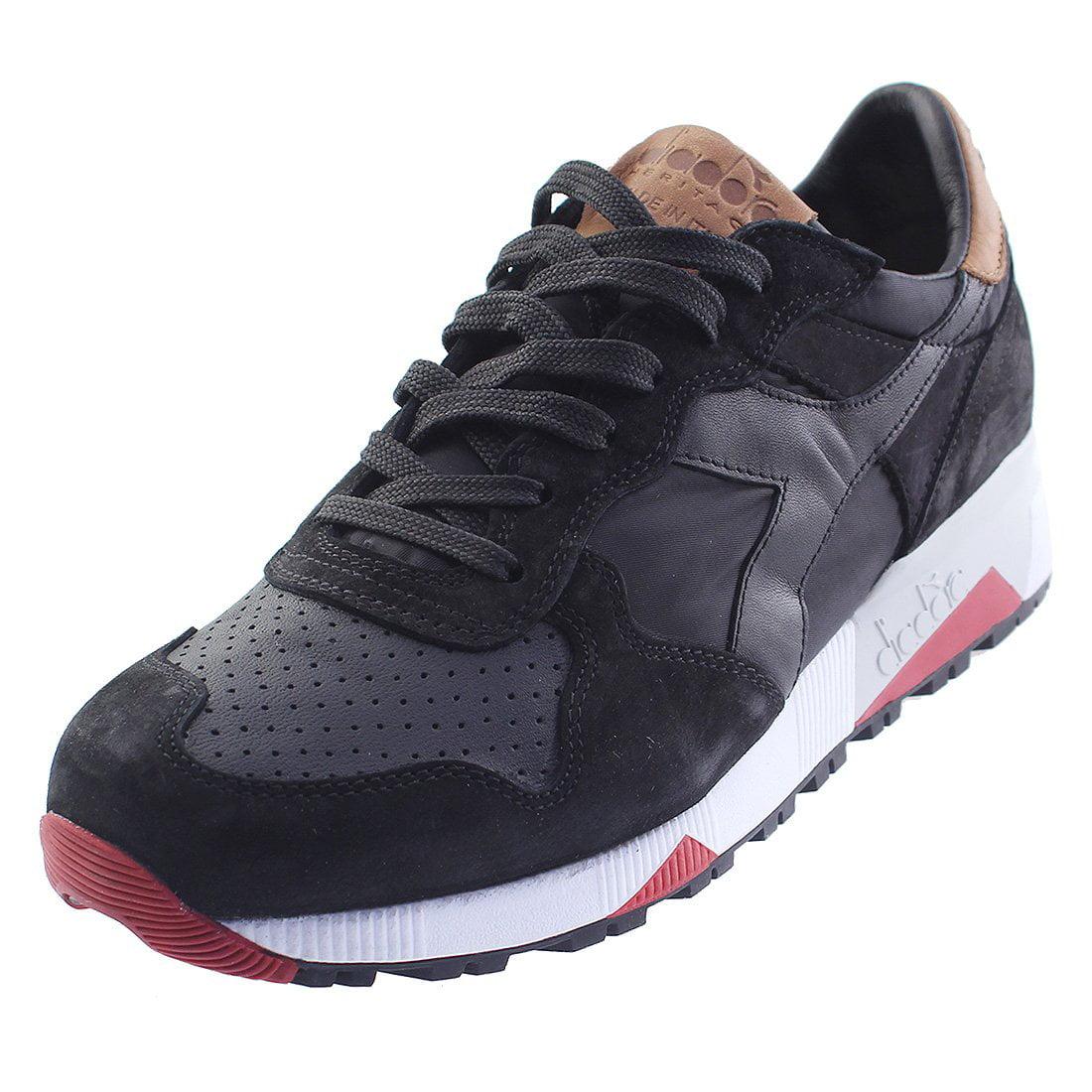 Meno Si suppone che impegnarsi  Diadora - Diadora 161303-C6370: Heritage Trident 90 Black Sneaker -  Walmart.com - Walmart.com
