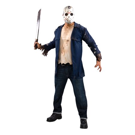 Friday the 13th Deluxe Jason Adult Costume