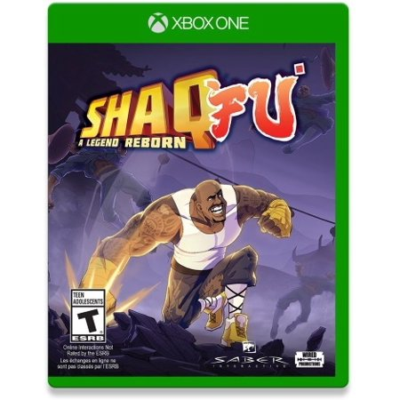 Shaq Fu: A Legend Reborn (Other)
