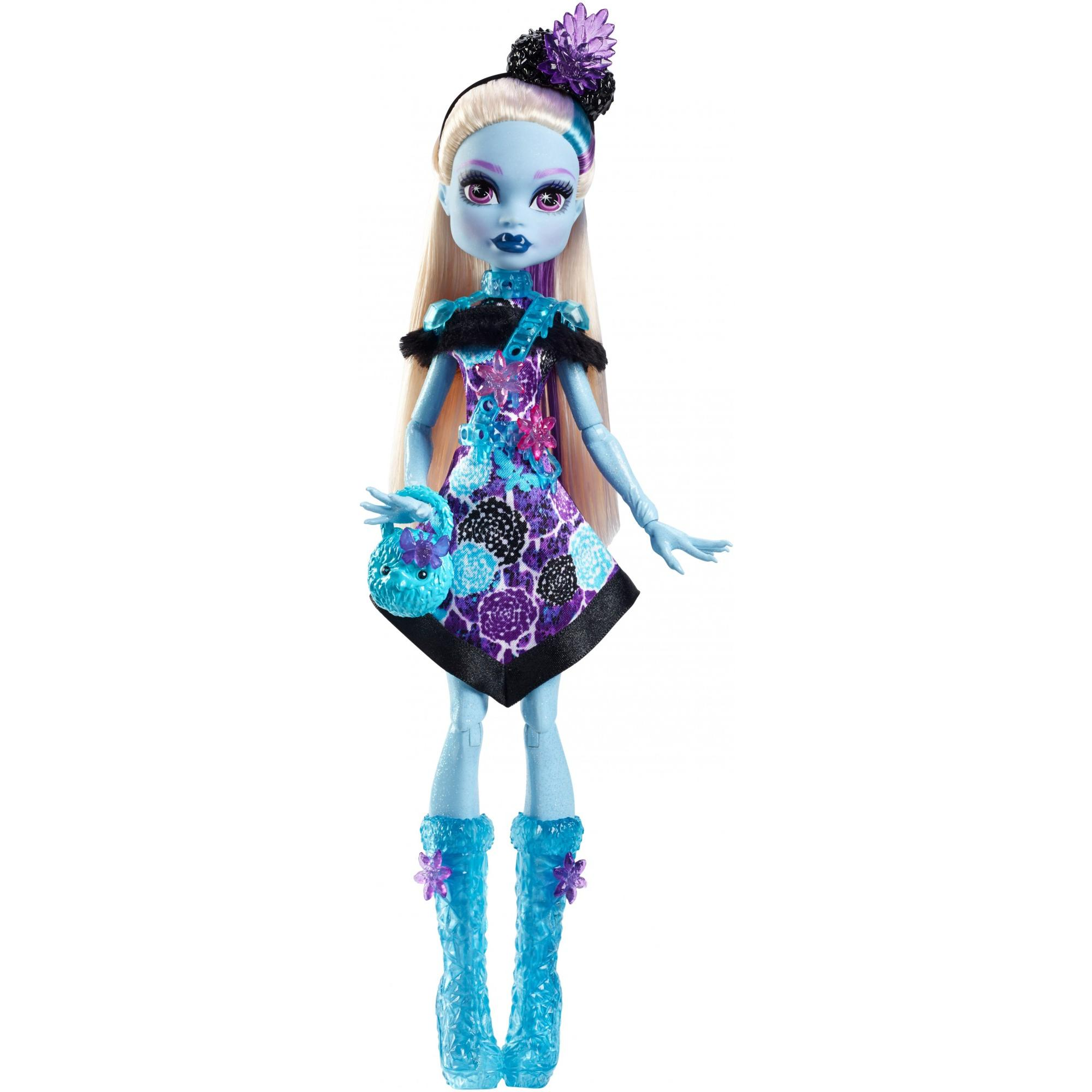 Monster High Party Ghouls Abbey Bominable Doll by MATTEL INC.