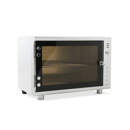 DERMALOGIC SANITIZER Instrument & Towel Sterilizer Cabinet w/Timer ...
