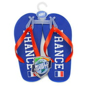 World of Sports Flip-Flops - France - X-Small