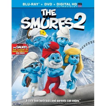 The Smurfs 2 (Blu-ray)](Smurf Halloween Movie)