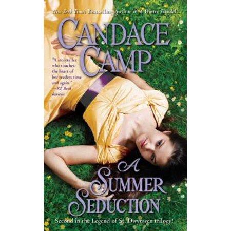 A Summer Seduction - eBook
