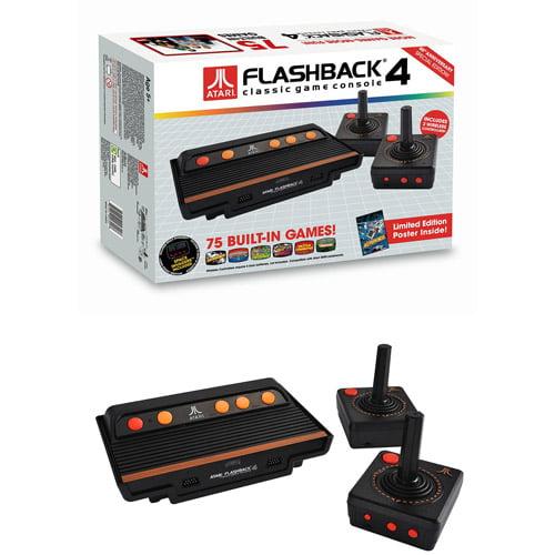 Atari Flashback 4.0 Classic Game Console (Universal)