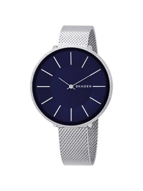 Skagen Karolina Blue Dial Ladies Watch SKW2725