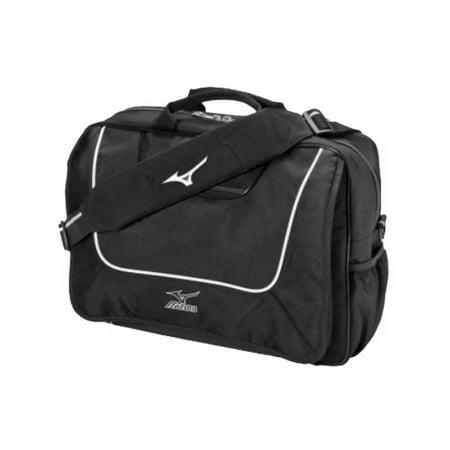 Mizuno Coaches Black Briefcase Great for Baseball & Softball 360172