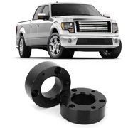 OTVIAP 2.5in Leveling Lift Kit Black Car Accessory Fits for Ford F150 2WD 4WD 2004-2018,Accessory for Ford