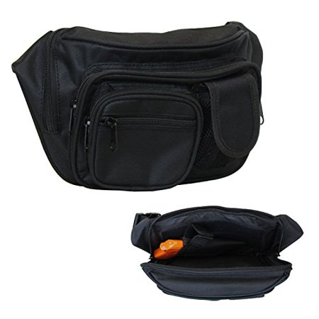Concealed Carry Pistol Bag Fanny Pack - Fits 50
