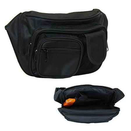 Quick Pistol Belt (Concealed Carry Pistol Bag Fanny Pack - Fits 50