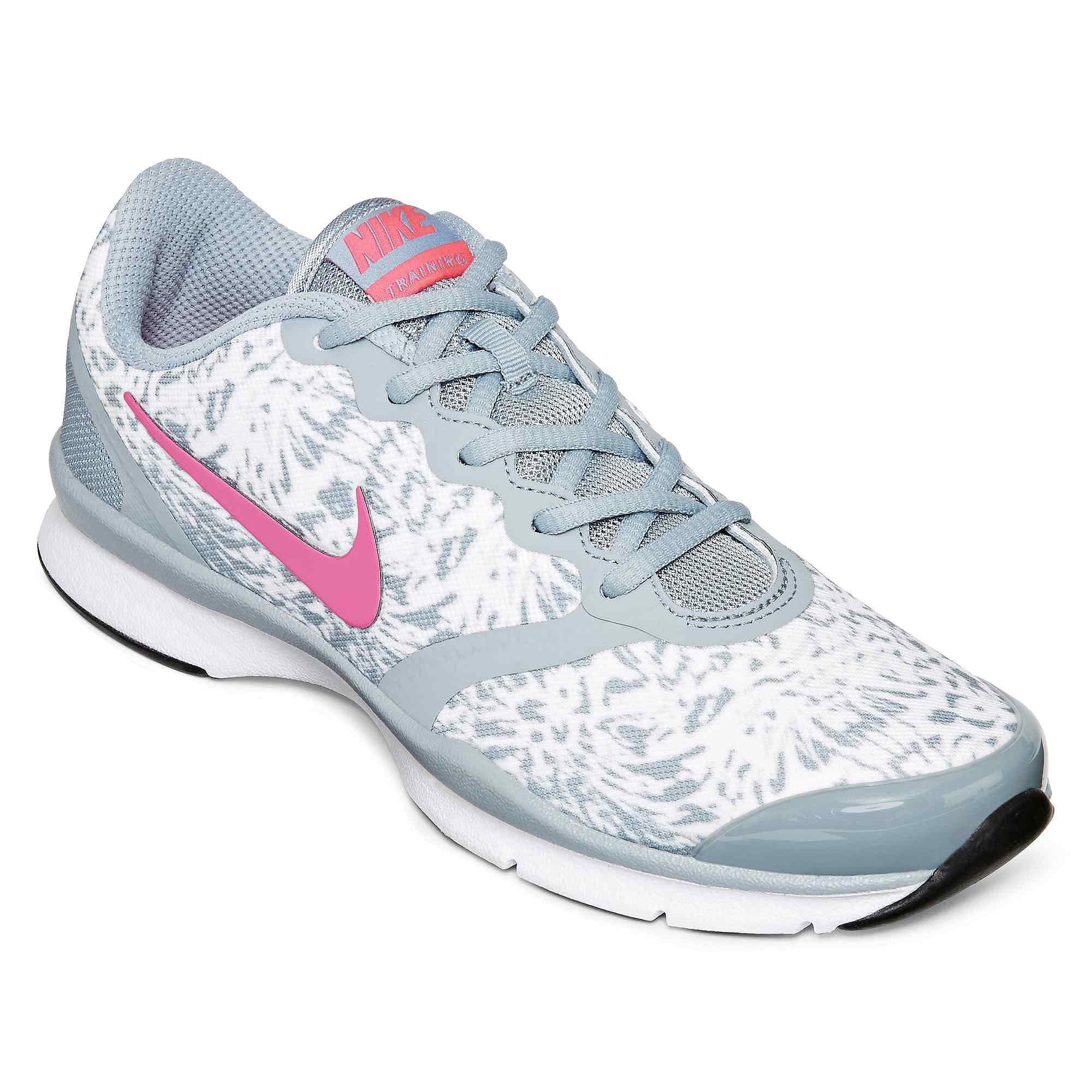 Nike Women's In-Season TR 4 Print Cross Trainer Shoes Dov...