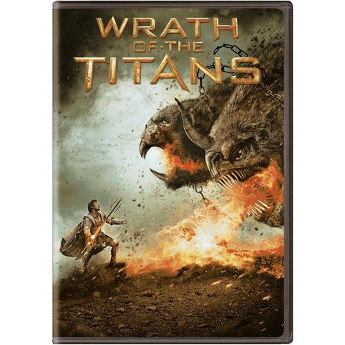 WRATH OF THE TITANS (2012/DVD/UVDC)