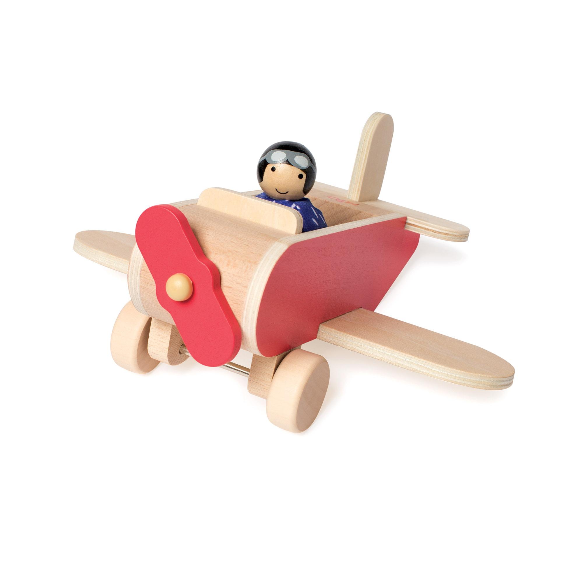 Manhattan Toy MIO Airplane + Pilot by Manhattan Toy