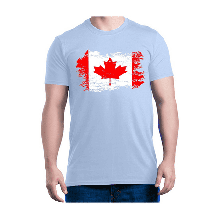 Canadian Flag T-shirt Canada Shirts