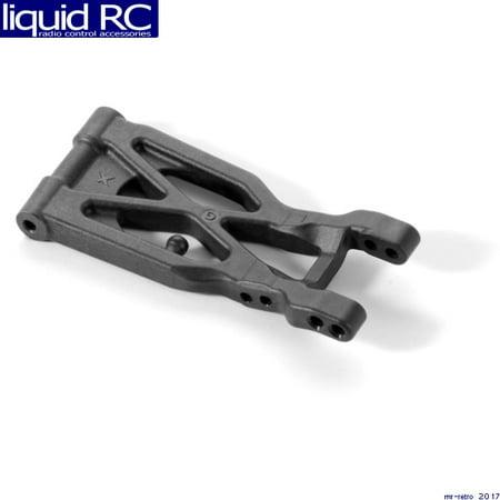 Xray 363121-G composite suspension arm rear lower left - graphite